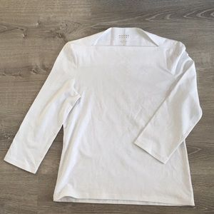 Kate Spade Broome Street white Everyday Top!